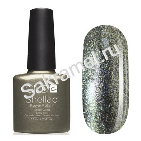 CND- Shellac Steel Gaze 7,3ml