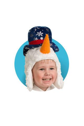 Купить маску Снеговика - Магазин
