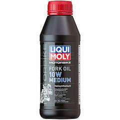 7599 LiquiMoly Синт.масло д/вилок и амортиз. Mottorad Fork Oil Medium 10W(0,5л)