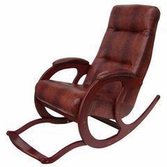 Кресло-качалка Блюз 5 Экокожа