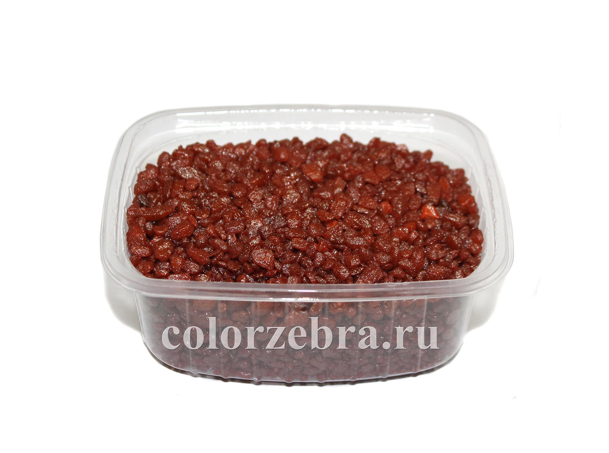 Грунт флористический бордовый