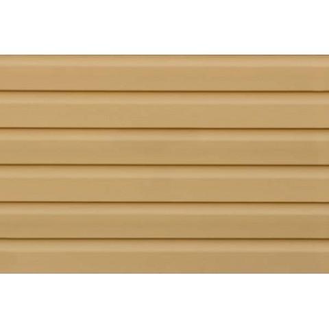 Сайдинг Виниловый Grand Line Slim D4 Кремовый
