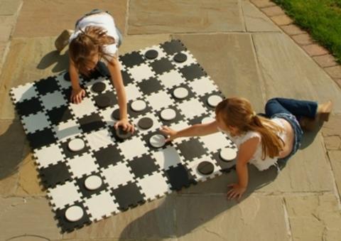 Садовые шашки Garden Games