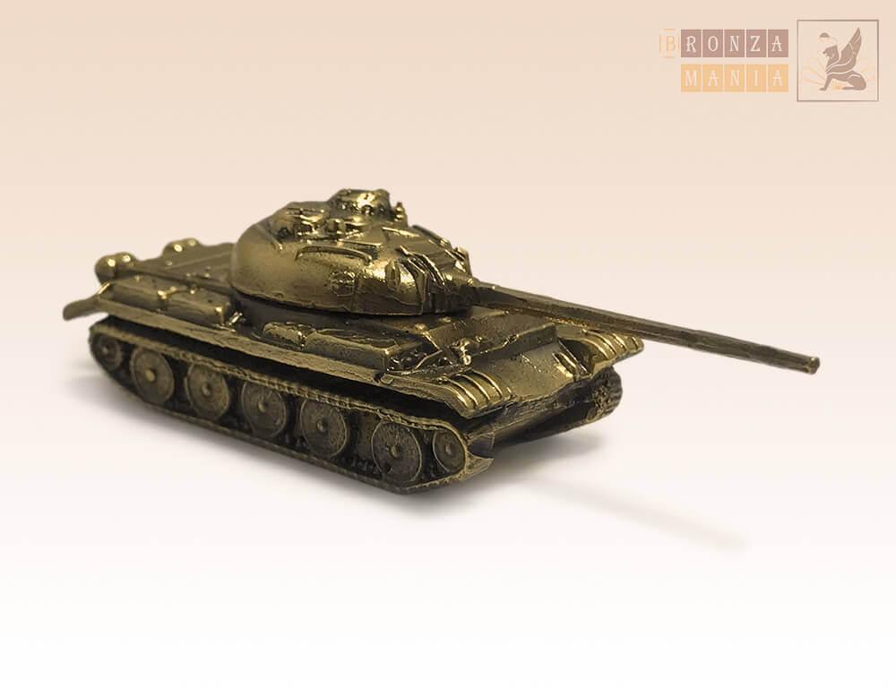 фигурка Танк Т-54 (башня крутится)