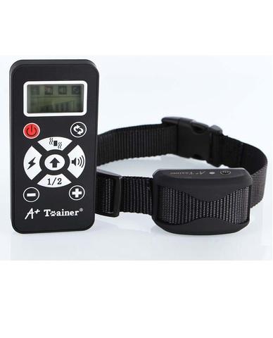 Электронный ошейник для дрессировки собак с антилаем A+Trainer 180