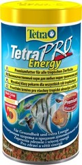 Корм-чипсы для всех видов рыб, TetraPro Energy Crisps, для дополнительной энергии
