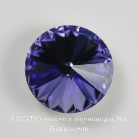 1122 Rivoli Ювелирные стразы Сваровски Tanzanite (SS39) 8,16-8,41 мм ()