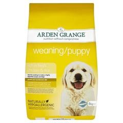 Сухой корм для щенков, Arden Grange Weaning/Puppy, с курицей