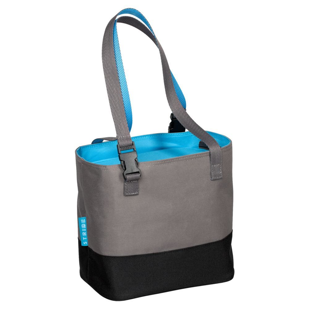Takk Mamma Lunch Box Set in Thermo Bag, turquoise