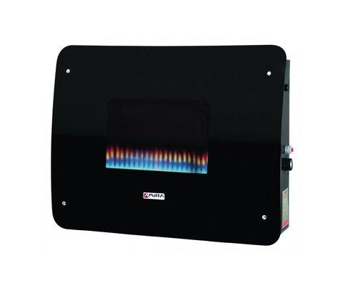Газовый камин H5 Wall 4 LCD 7 kw (MIRA HEATING)