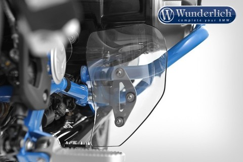 Защита ног R1200 GS LC, прозрачная