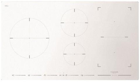 Индукционная варочная панель Fulgor-Milano FSH 905 ID TS WH