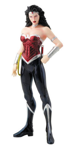 ДС комикс Нью 52 фигурка Чудо-Женщина(копия) — New 52 1/10 Wonder Woman Statue (copy)