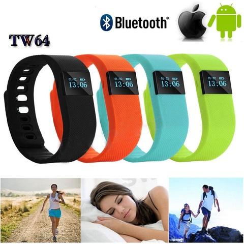 Часы Фитнес Браслет Gumbo TW64