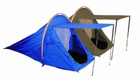 Туристическая палатка Kaiser Sport Biker 2 (одноместная)
