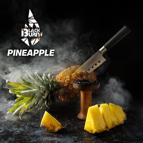Табак Burn Black Pineapple (Ананас) 200 г