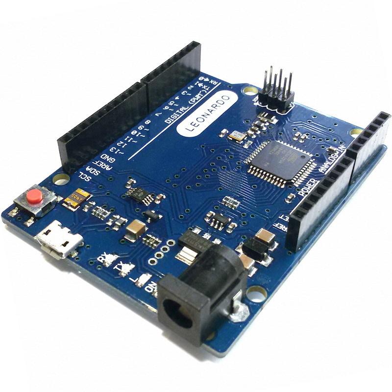 Leonardo R3 ATMEGA32U4 (Arduino совместимый контроллер)