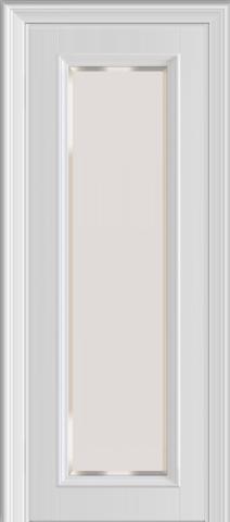 Межкомнатная дверь Nica 12.1 под стекло