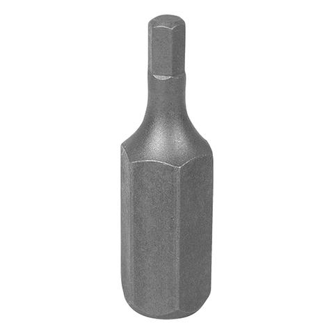 Вставка (бита) торцевая 10 мм, HEX, 4 мм, L = 36 мм KING TONY 163604H