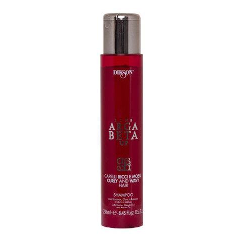 Dikson Argabeta Up Shampoo For Dyed Andtreated Hair - Шампунь для вьющихся волос