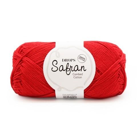 Пряжа Drops Safran 19 красный