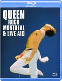 Queen / Rock Montreal & Live Aid (Blu-ray)