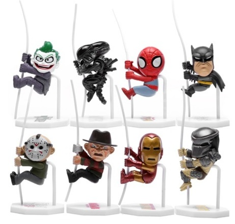 Scalers Collectible Mini Figures Movie
