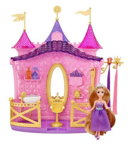 Кукла Рапунцель Создай прическу в Магии кукол