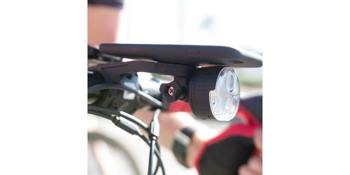 Фонарь SP Connect All-Round LED Light 200 вариант крепления