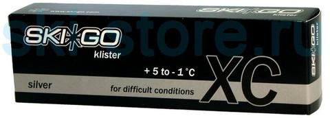 Картинка клистер Skigo XC Klister (+5/-1)