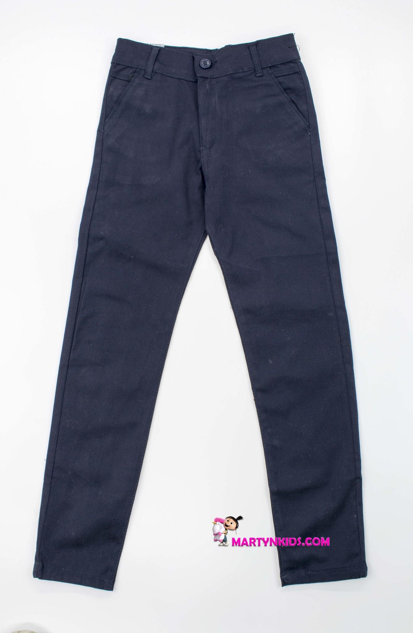 2711 джинсы-брюки школа TATI