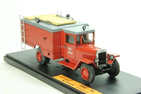 ZIS-5V Fire Engine 1:43 Miniclassic