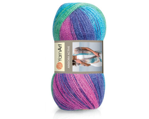 ANGORA ACTIVE (Yarn Art)