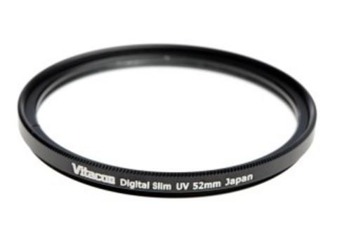 Ультрафиолетовый фильтр Vitacon (Япония) UV Filter 52 мм