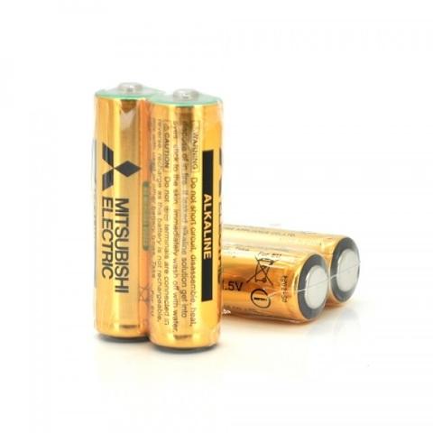 Батарейки Mitsubishi Alkaline LR6, AA (4/40)