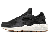 Кроссовки Женские Nike Air Huarache Premium Black White