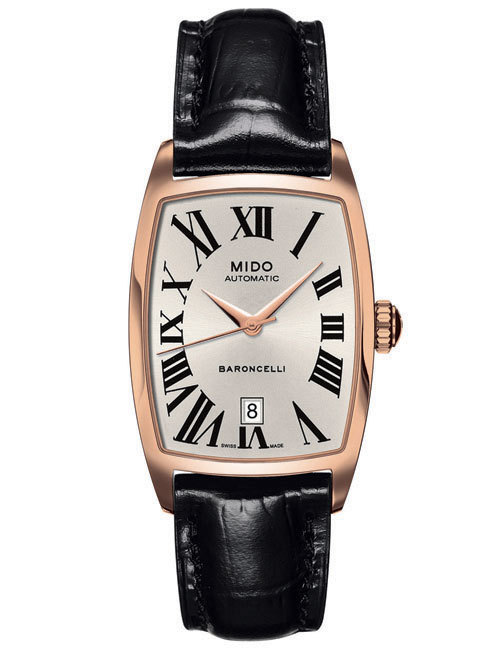 Часы мужские Mido M003.307.36.033.00 Baroncelli Tonneau