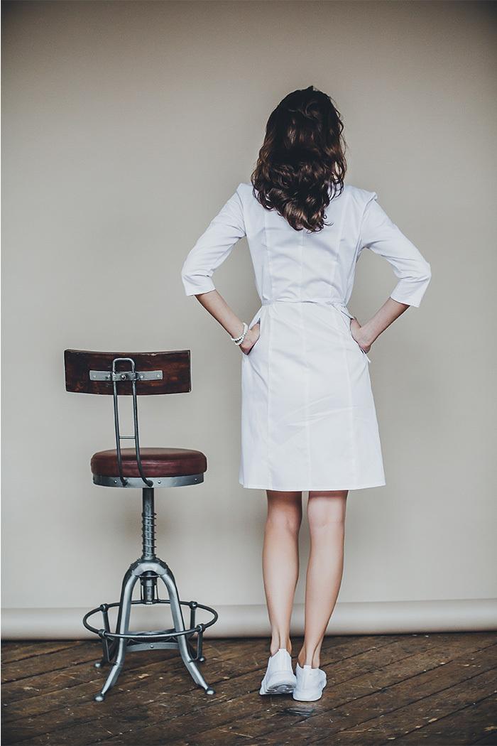 Халат женский медицинский М 265