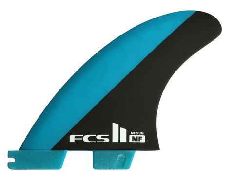 FCS II MF PC Tri Retail Fins