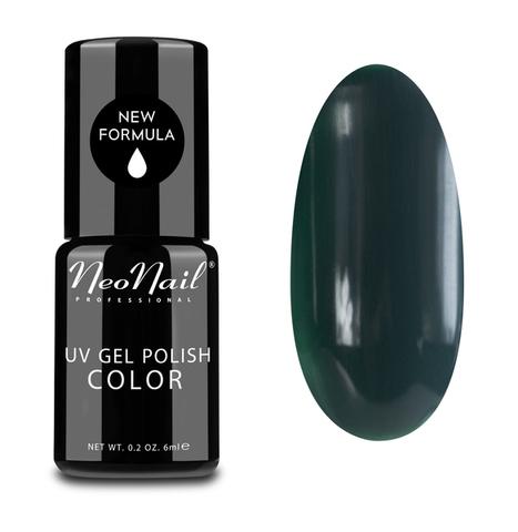 NeoNail Гель лак UV 6ml Lady Green №3780-1