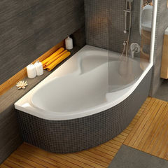 Акриловая ванна Ravak Rosa II CK21000000 150х105 L белая