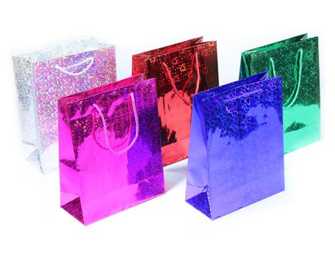 пакет подарочный mini