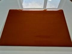 Скатерть коричневая Индивидуальный размер