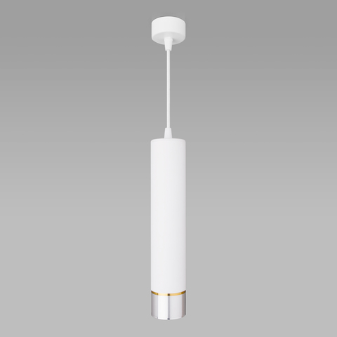 DLN107 GU10 белый/серебро DLN107 GU10