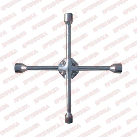 Ключ-крест балонный 17х19х21мм усиленный MATRIX professional
