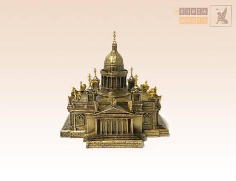 фигурка Храм Исаакиевский собор малый