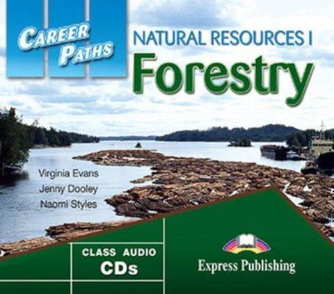 Forestry.Audio cds (set of 2). Аудио CD  для работы в классе (2 шт)