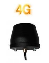 Т-2696 SOTA/antenna.ru. Антенна 3G/4G/1800/900МГц всенаправленная антивандальная врезная