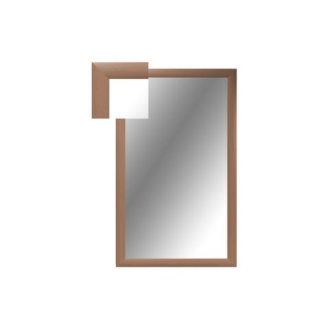 Зеркало настенное Attache (1000x600 мм, бук)
