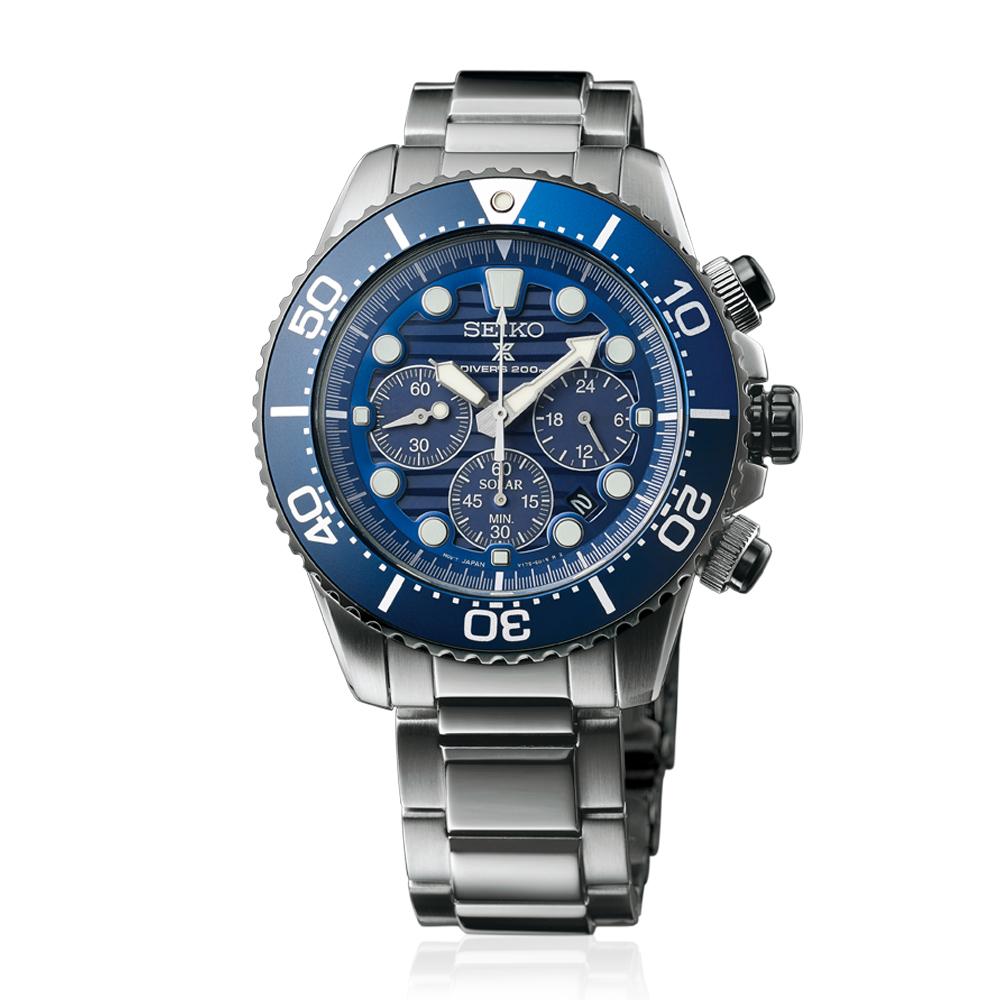 Наручные часы Seiko Prospex SSC675P1 фото